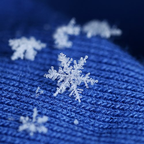 snow flakes air conditioning